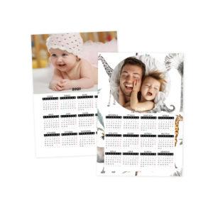 calendario imán A4