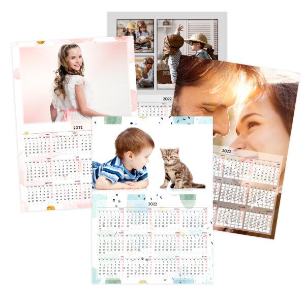 Calendari imant A5