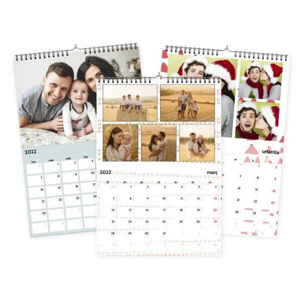 Calendari Paret A3